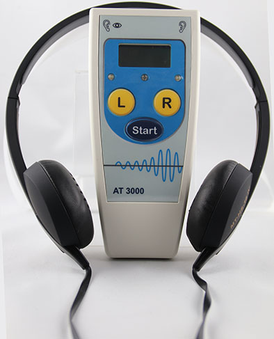 Audio-Trainer AT-3000 Multilingual, DE, PL, GB, FR