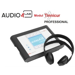 [9189] AUDIO4LAB License for Tinnicur Professional