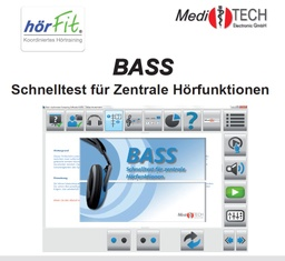 [2347-SET-DE] BASS 1.0 Screening single license, with 3x AT-3000 and training