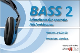 [2020-USB] BASS 2.0 - Analysis of central auditory functions via software solution