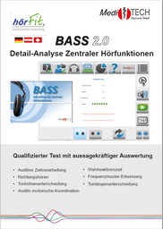 "[S226-DE] Flyer BASS 2.0 ""Detailed analysis of central hearing functions"
